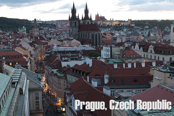 czech fantasy prague princess